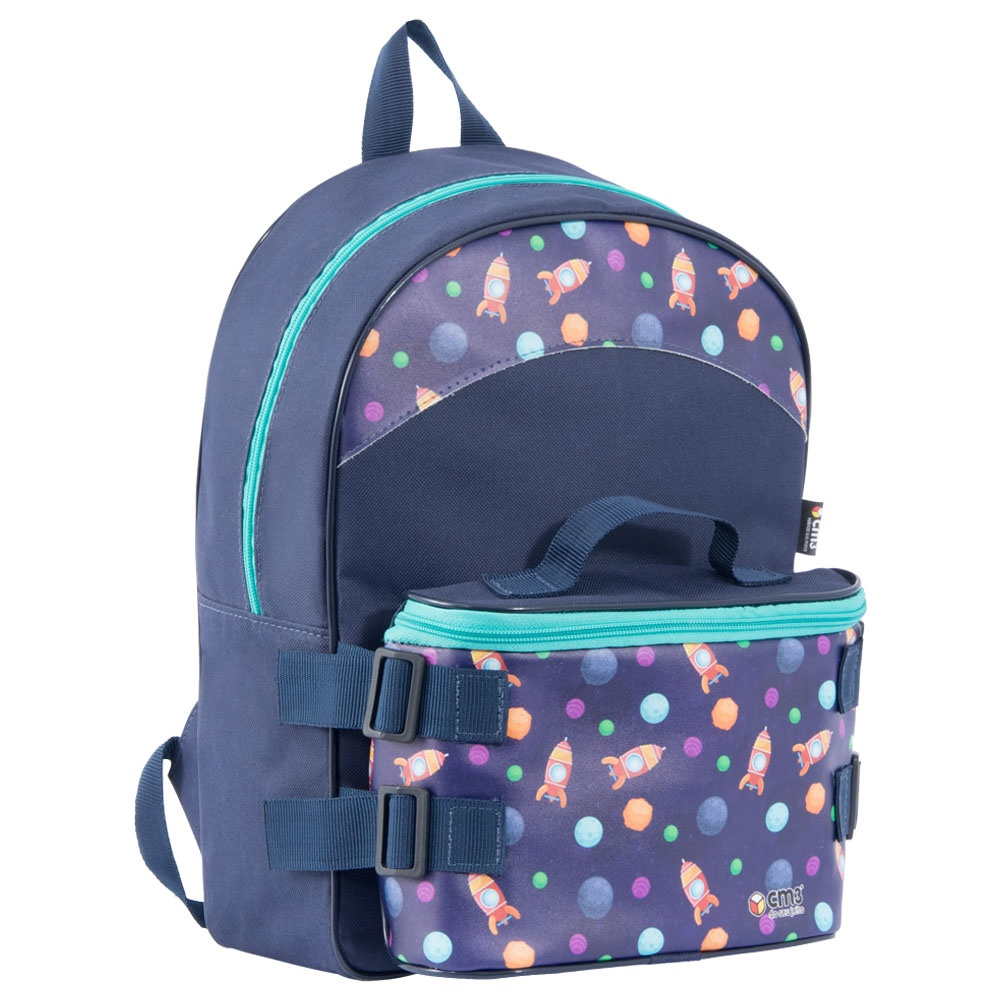 MG357MP - Mochila Space com Lancheira